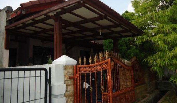 RUMAH SEWA FULL FURNISH DI TROPIKANA RESIDENCE,JABABEKA,CIKARANG
